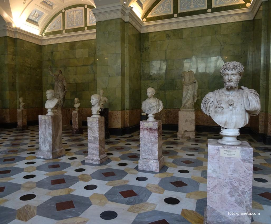 Зал Юпитера | Музей Эрмитаж (Центральный район)