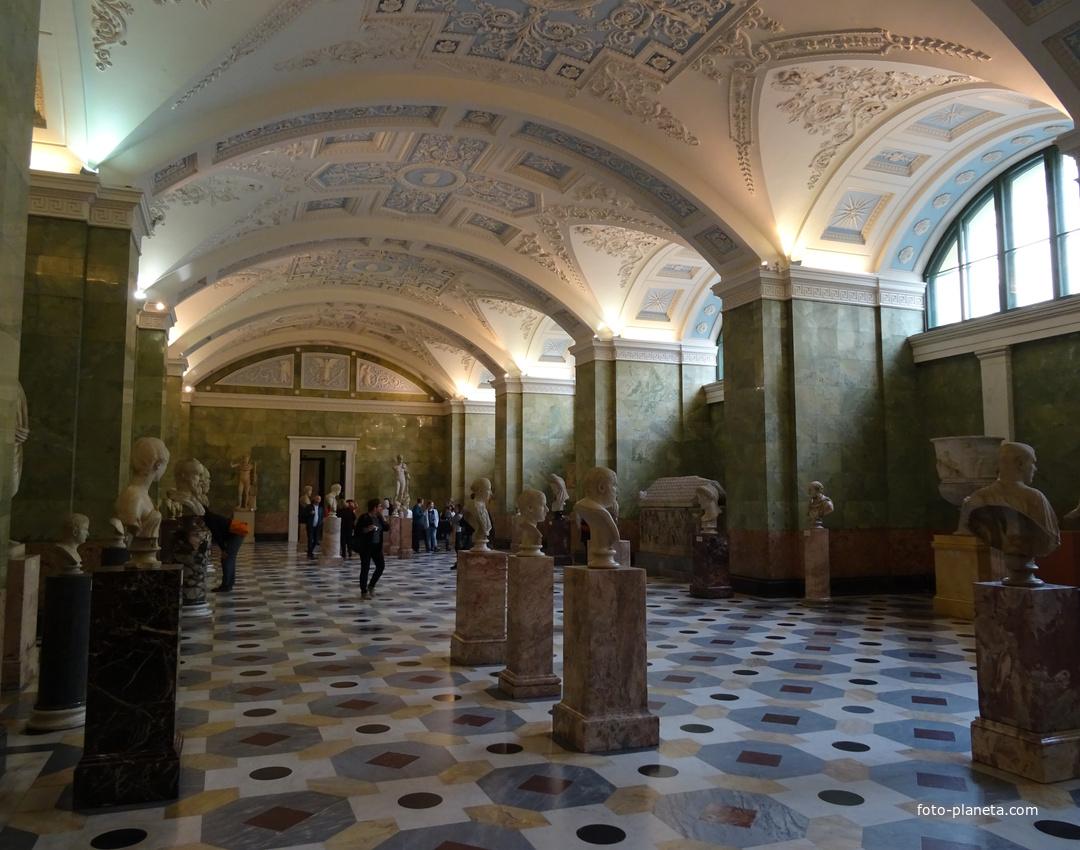 Зал Юпитера   Музей Эрмитаж (Центральный район)