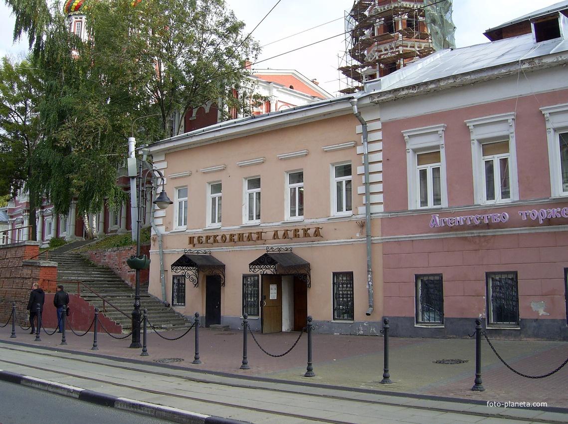 Н. Новгород - На ул. Рождественской | Нижний Новгород