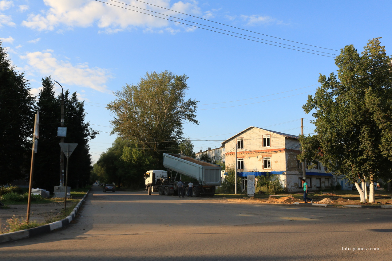 Металлистов улица
