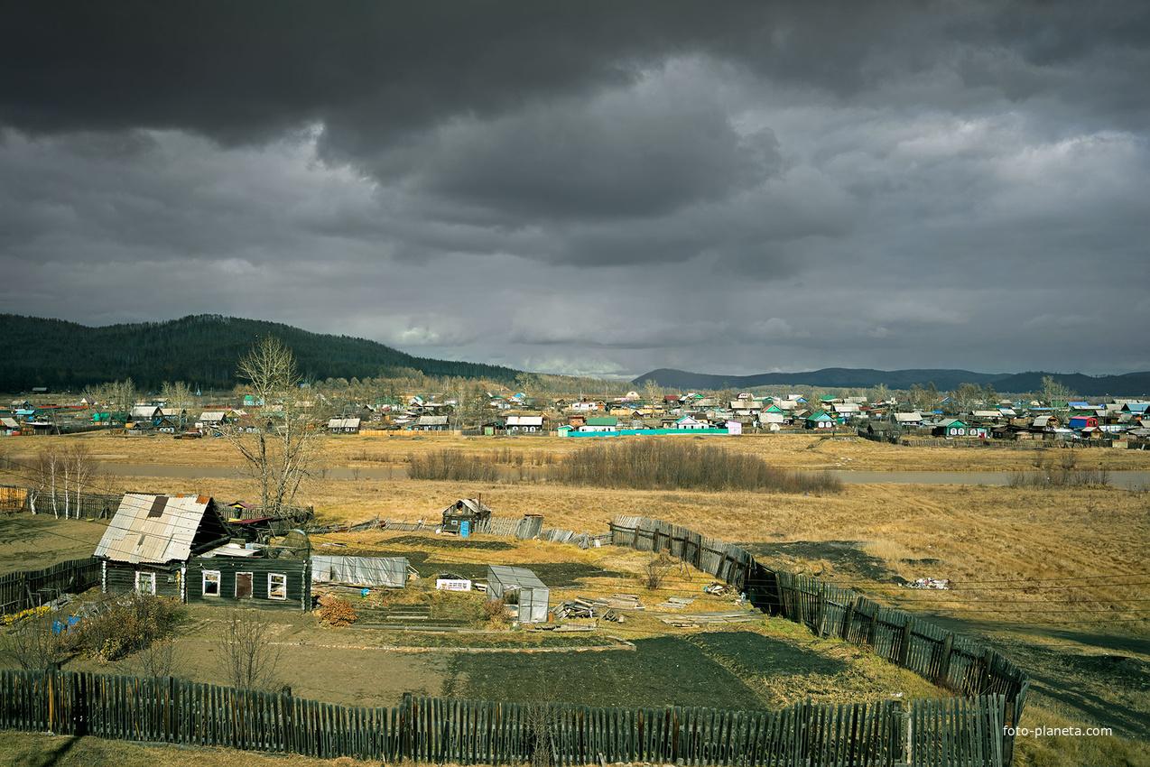 Осенняя Могоча
