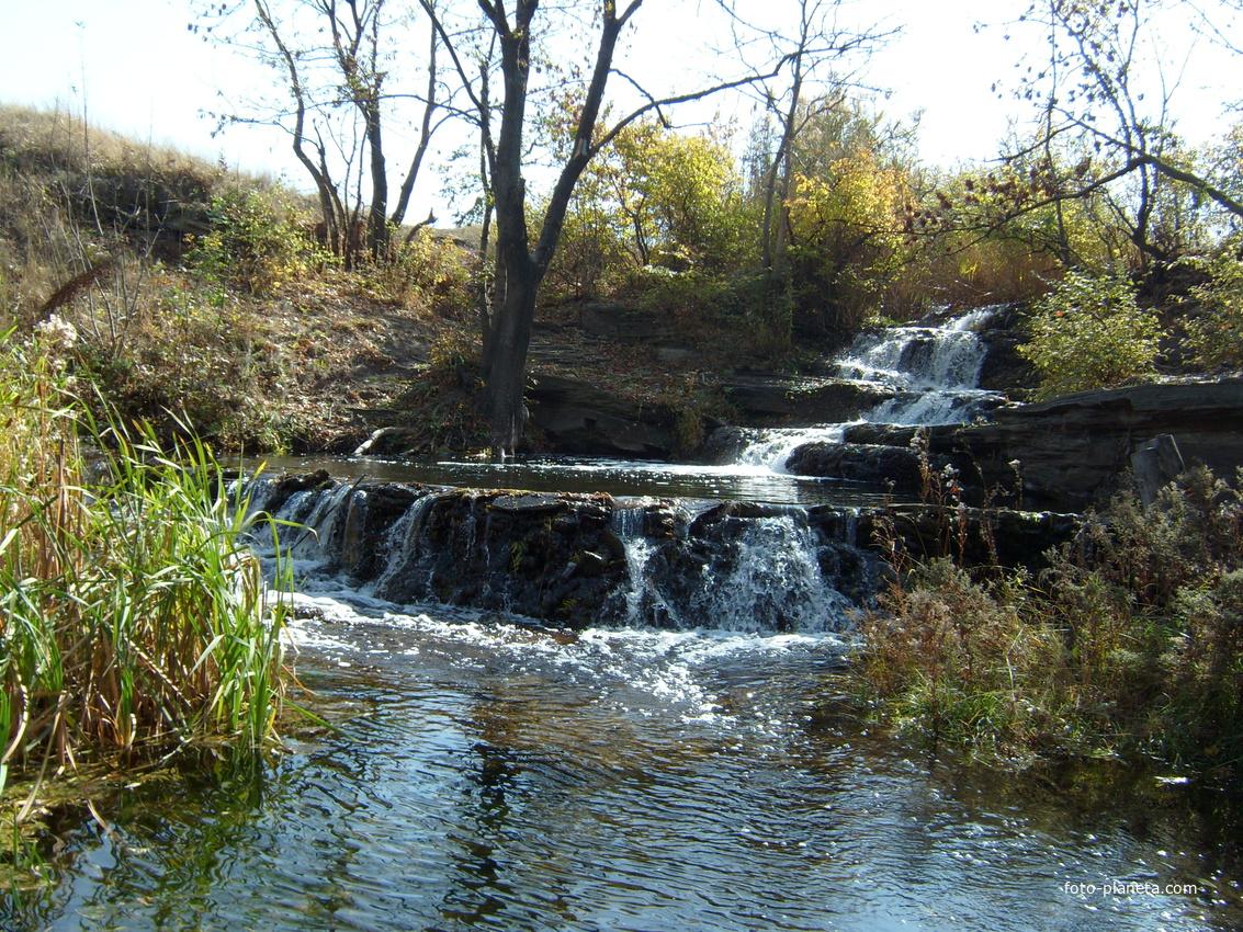 Макшеевский водопад | Артемовск (Перевальский район)