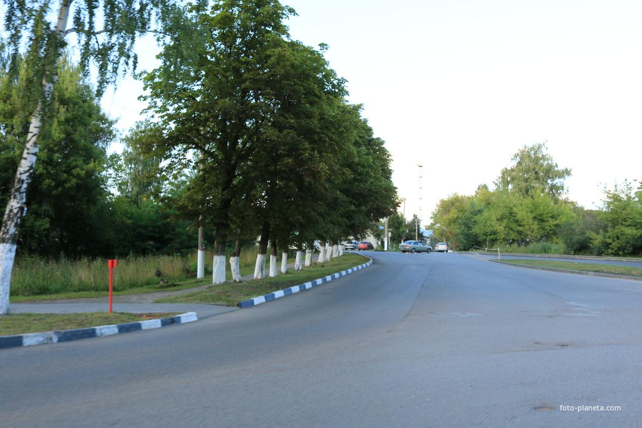 Улица Терпигорева