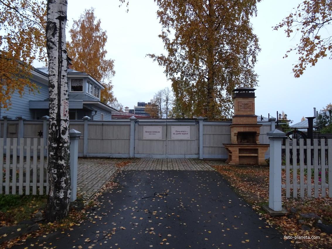 Улица Федосовой, дом № 25
