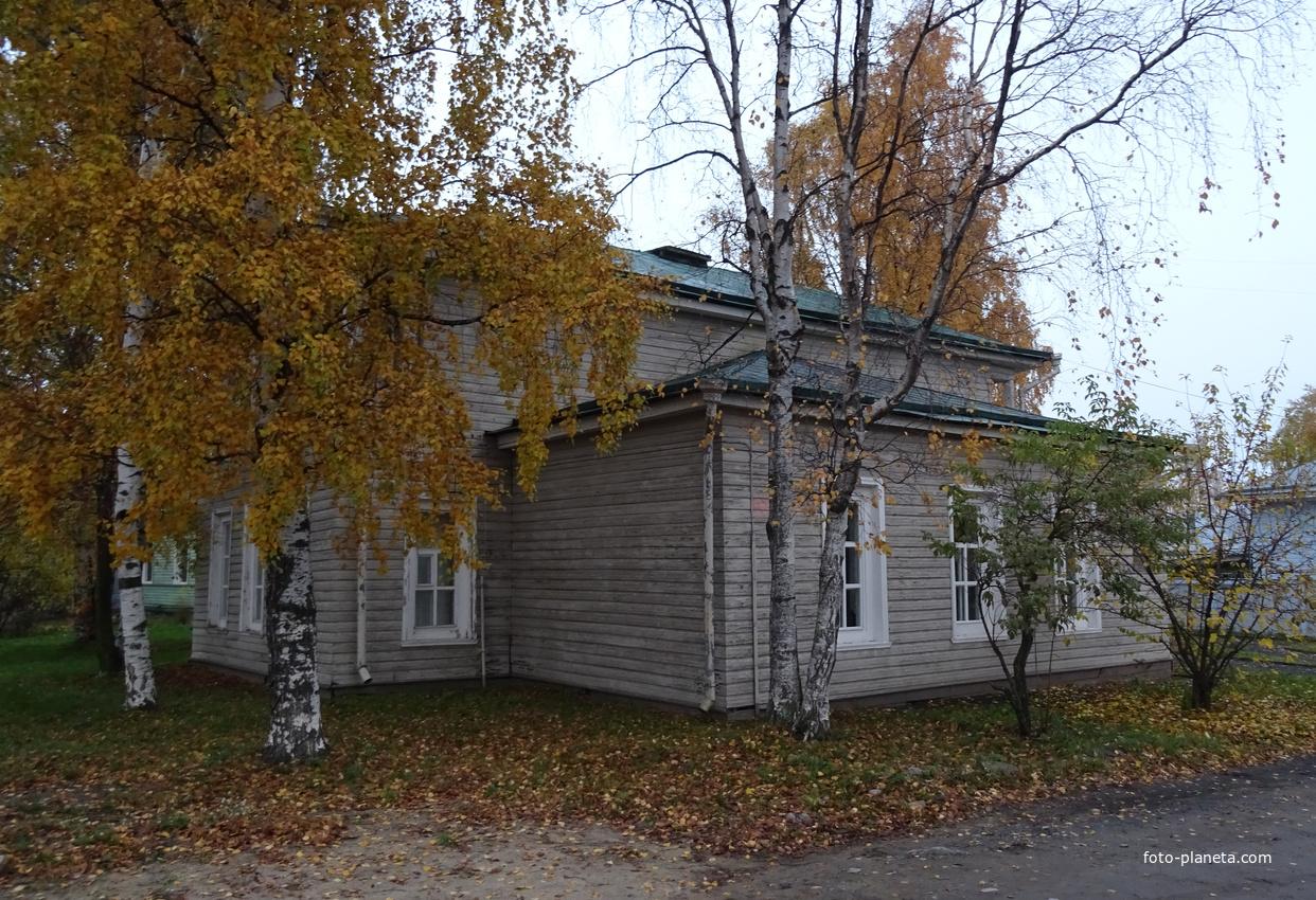 Улица Федосовой, 23. Дом Кучевского.