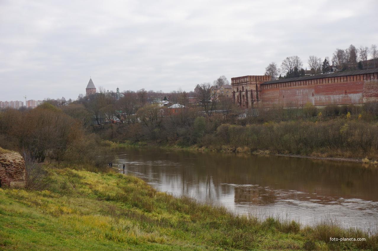 Река Днепр. | Смоленск (Смоленский район)