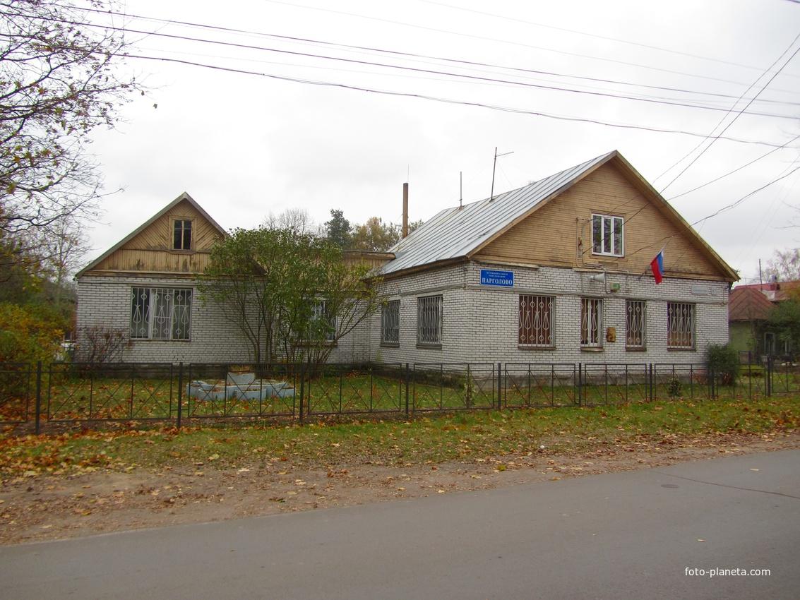 улица Ломоносова, посёлок Парголово, МО Парголово