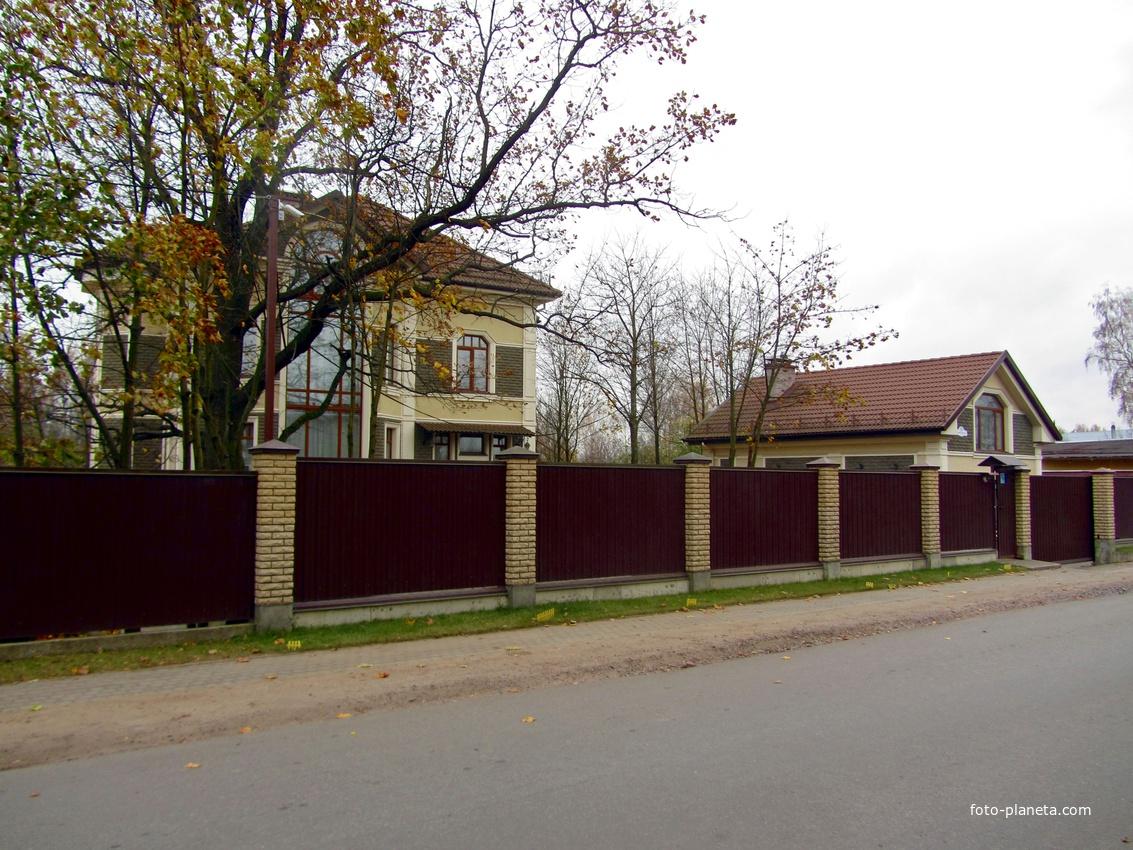 улица Ломоносова, посёлок Парголово
