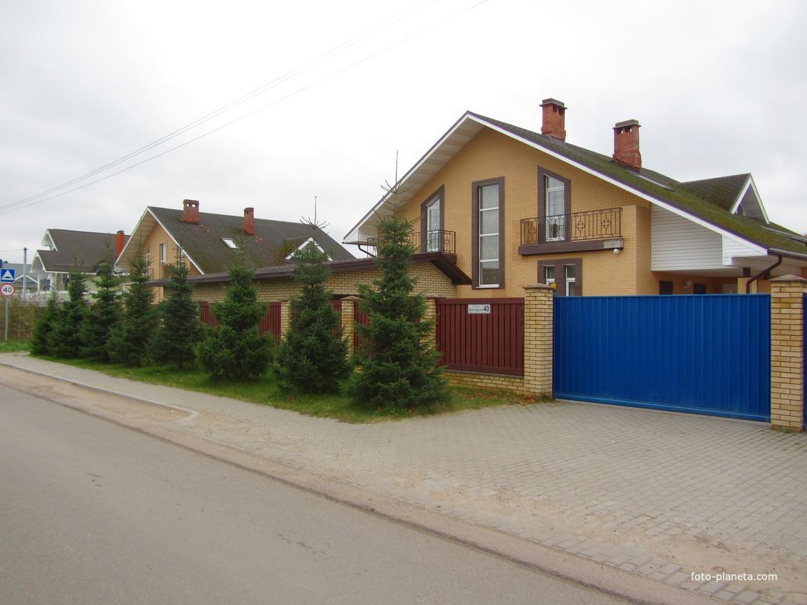 Вологодская улица, поселок Парголово