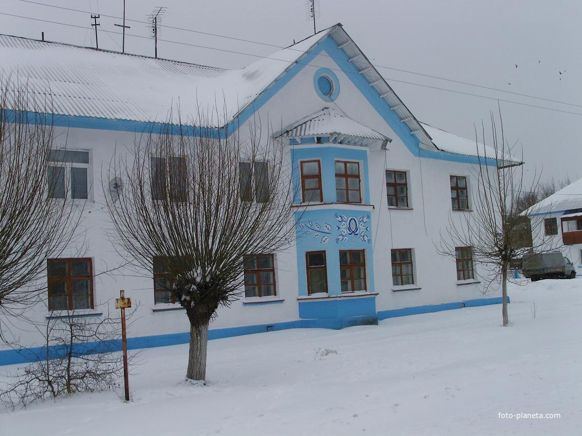 В посёлке Радовицкий