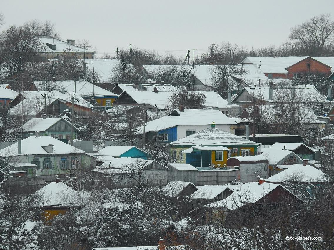Нижний Кисляй | Бутурлиновский район