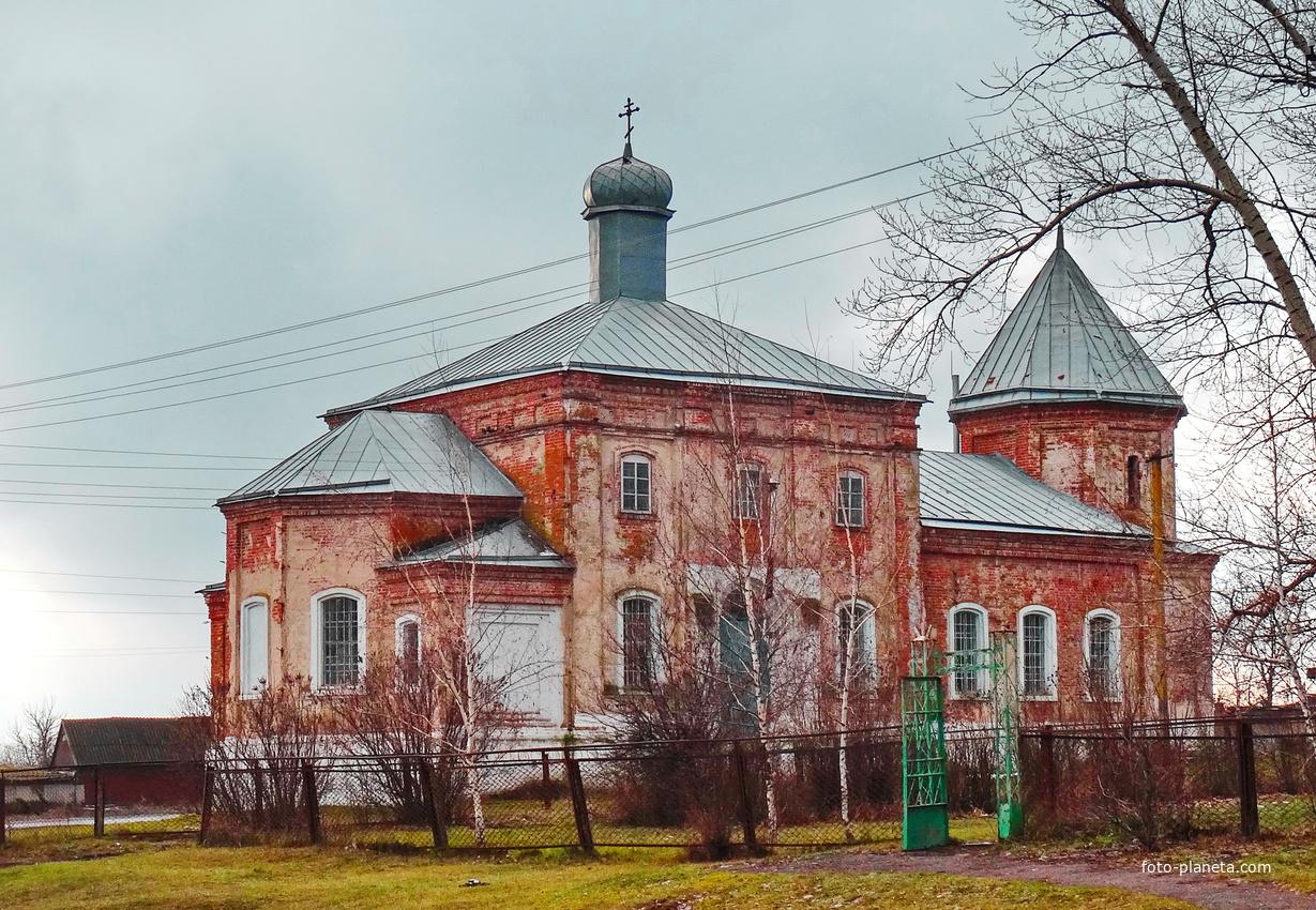 Храм | Нижний Кисляй (Бутурлиновский район)