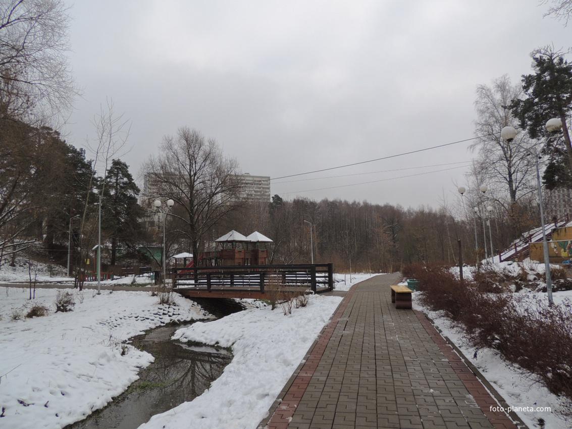 Тимоховский парк