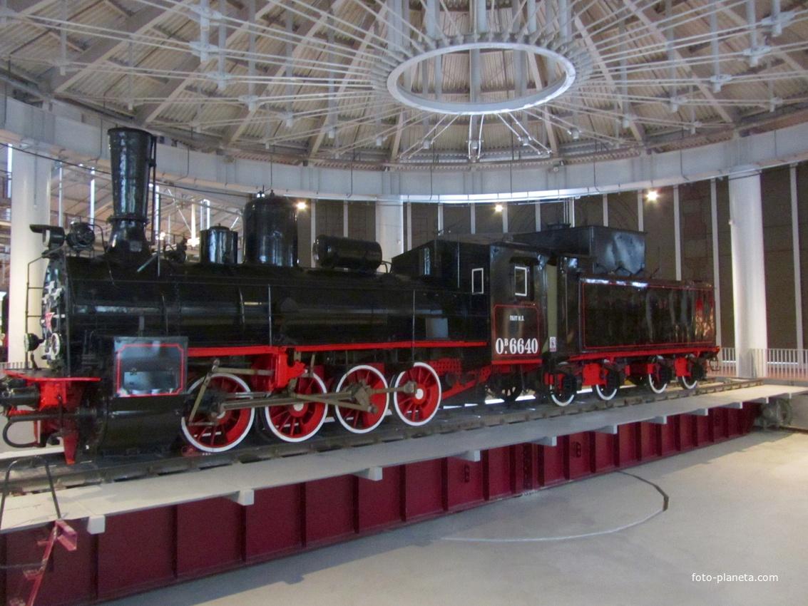 Музей железных дорог России. Поворотный круг | Адмиралтейский район