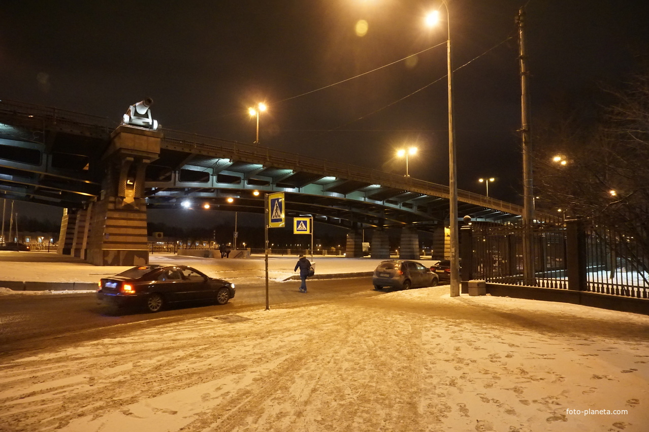 Улица Савушкина   Чёрная речка (муниципальный округ)
