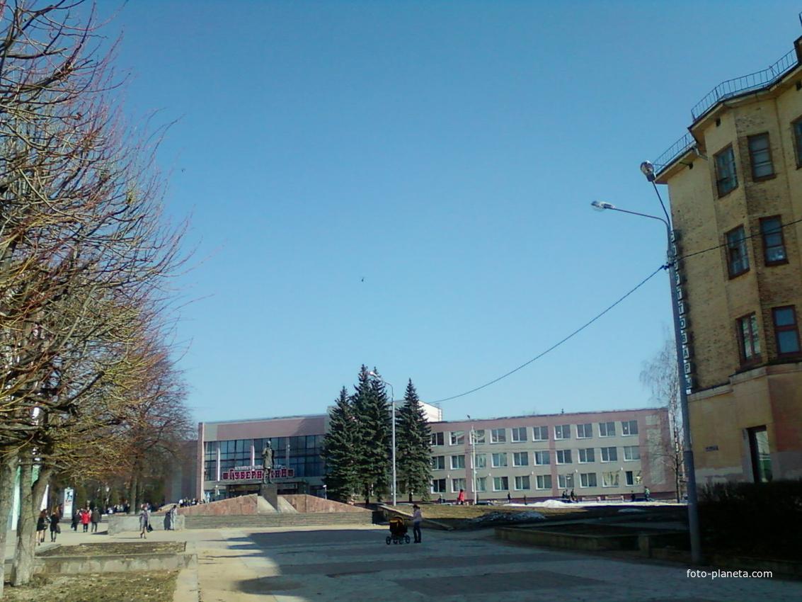 дом офицеров | Старое Мутище (Ельнинский район)