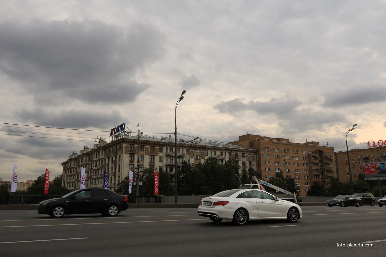 Дом издательства Известия | Дорогомилово (Москва)