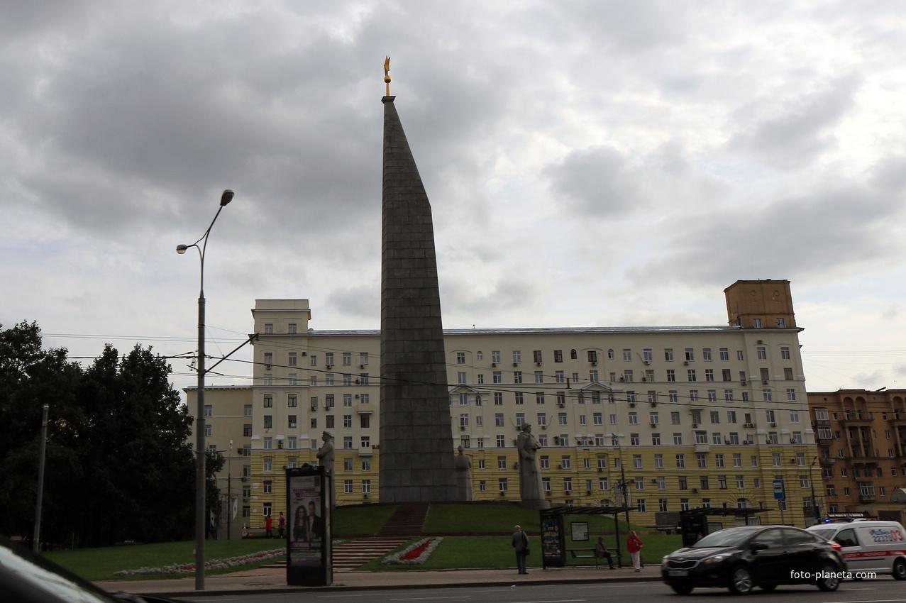 Обелиск Москва Город-Герой | Дорогомилово (Москва)