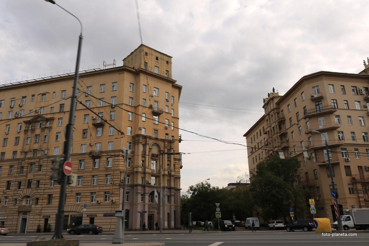 Раевского улица | Дорогомилово (Москва)