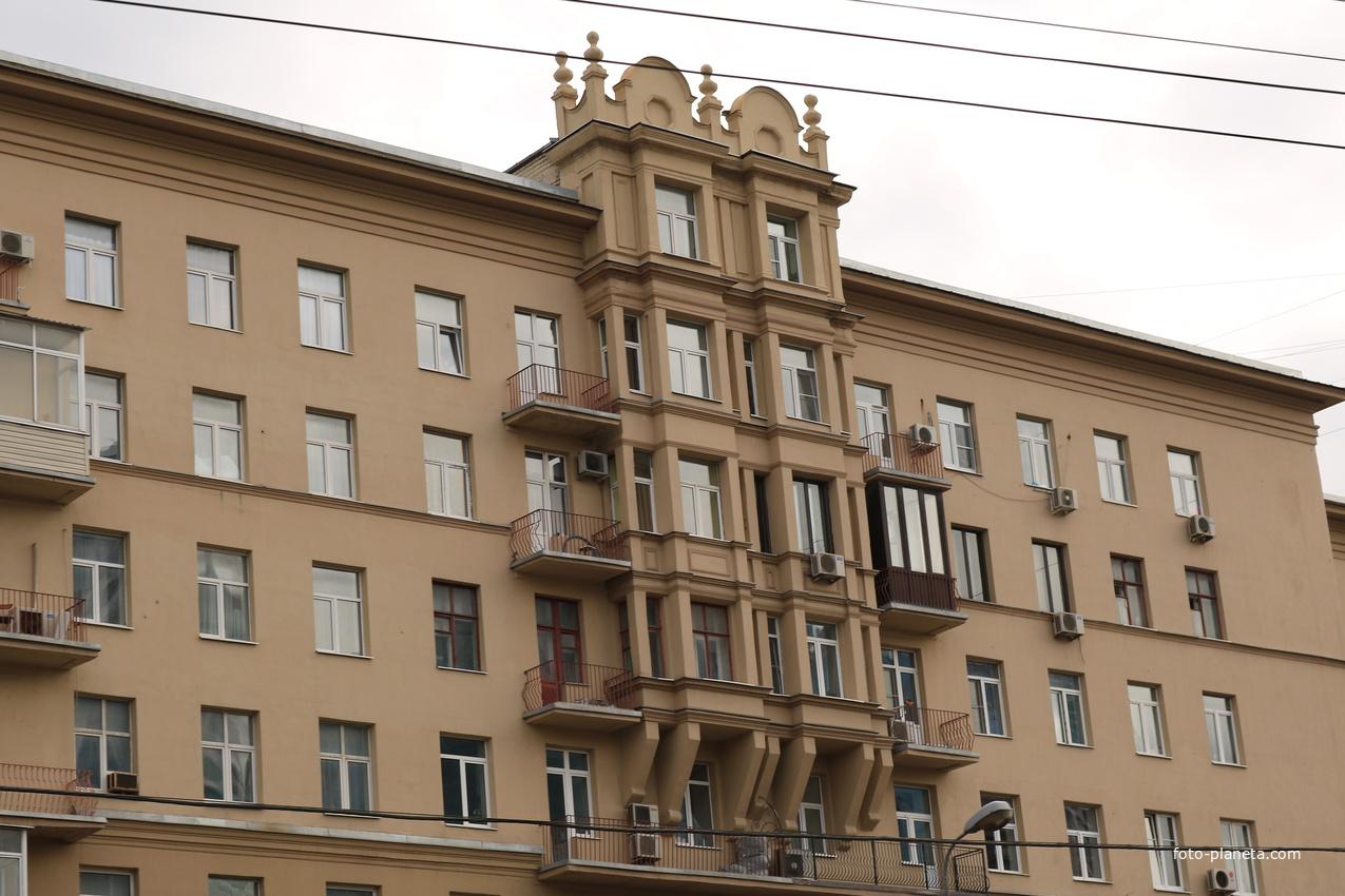 Дом 1941 года постройки.