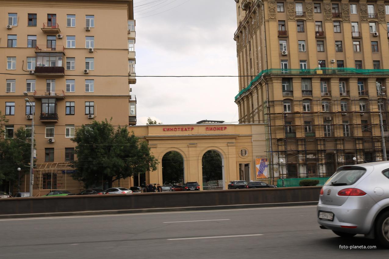 Арка к кинотеатру Пионер | Дорогомилово (Москва)