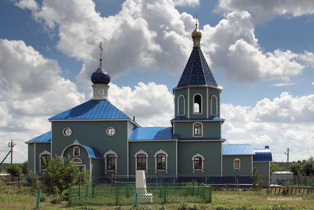 Храм | Новое Еремкино (Ставропольский район)