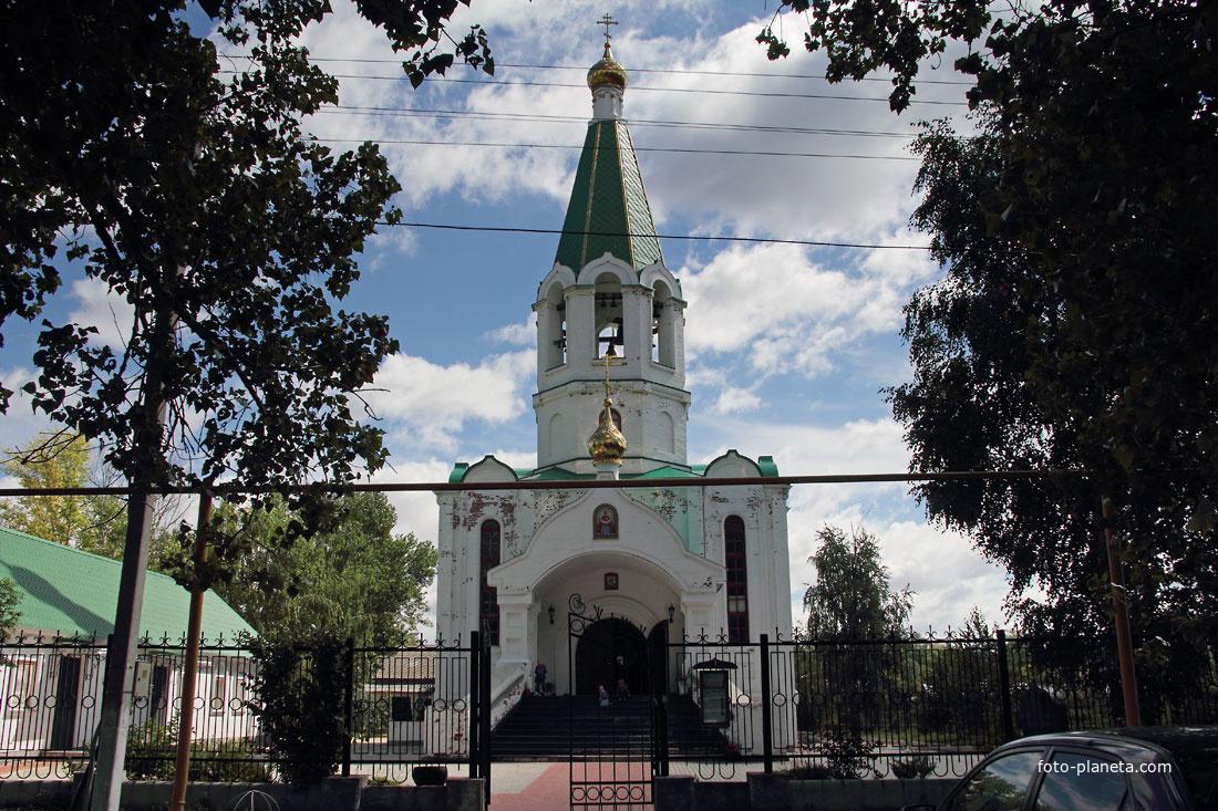 Храм | Ташелка (Ставропольский район)