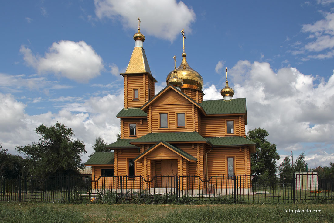 Храм | Верхний Сускан (Ставропольский район)