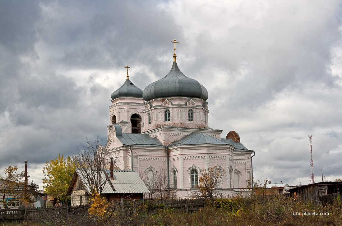 Храм | Калиновка (Красноярский район)
