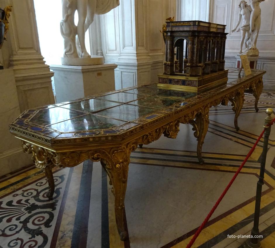 Верхняя площадка Советской лестницы