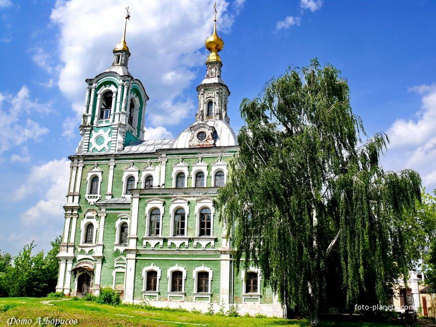 Никитская церковь.