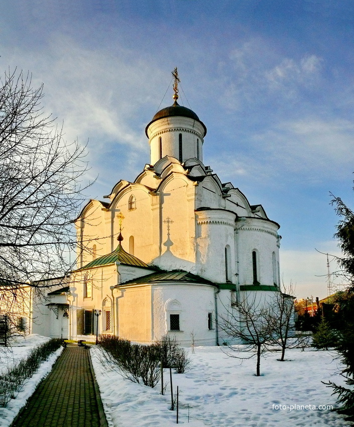 Княгининский монастырь. 12 век
