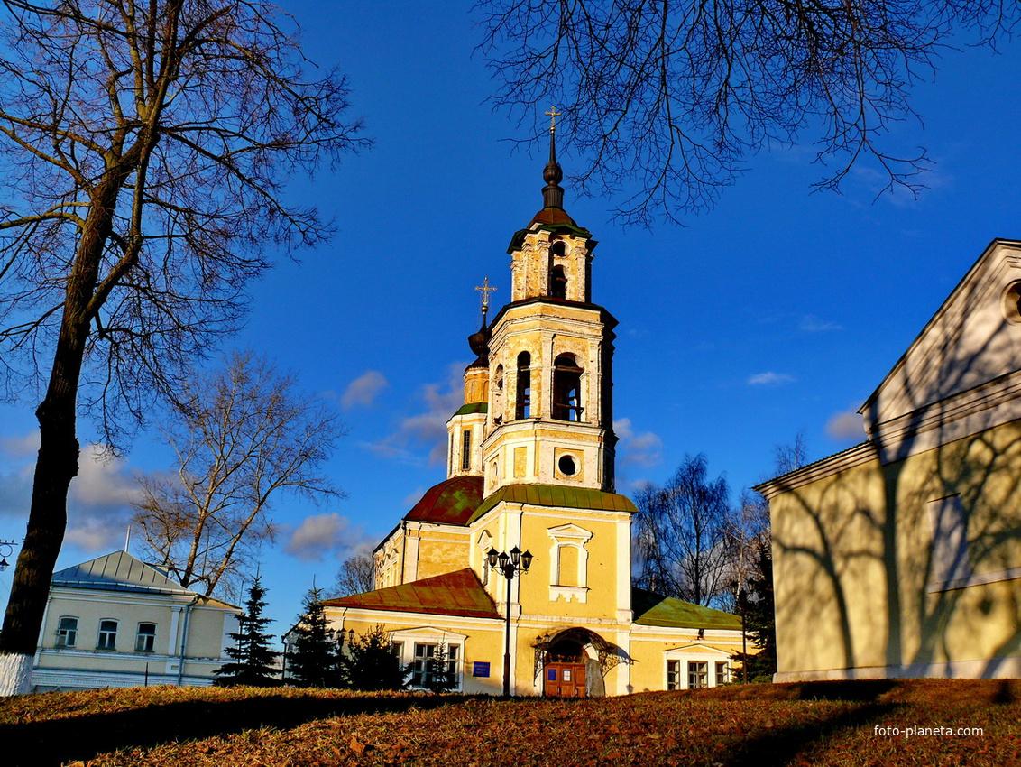 Кремлёвская церковь.