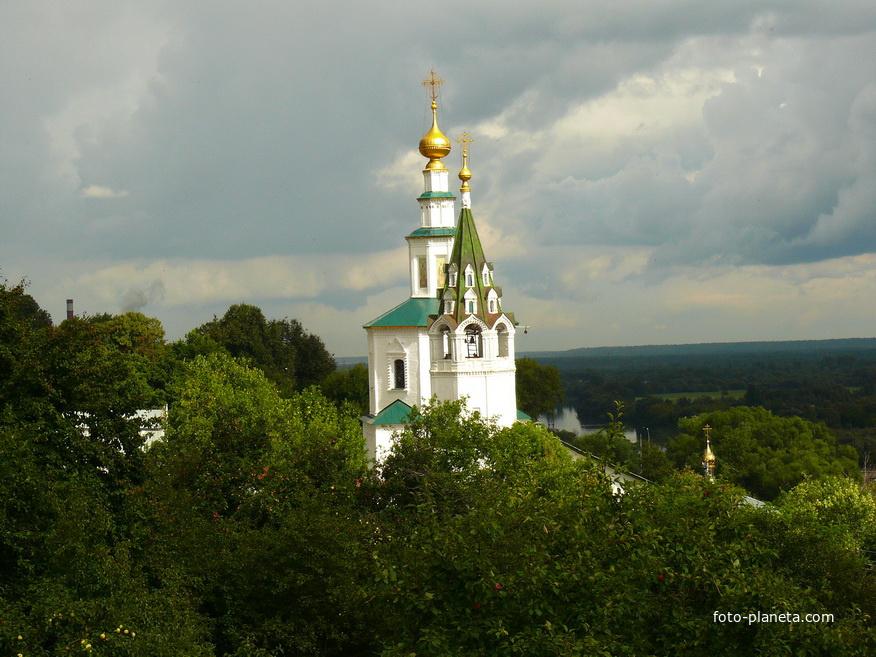 Николо-Галейская церковь.