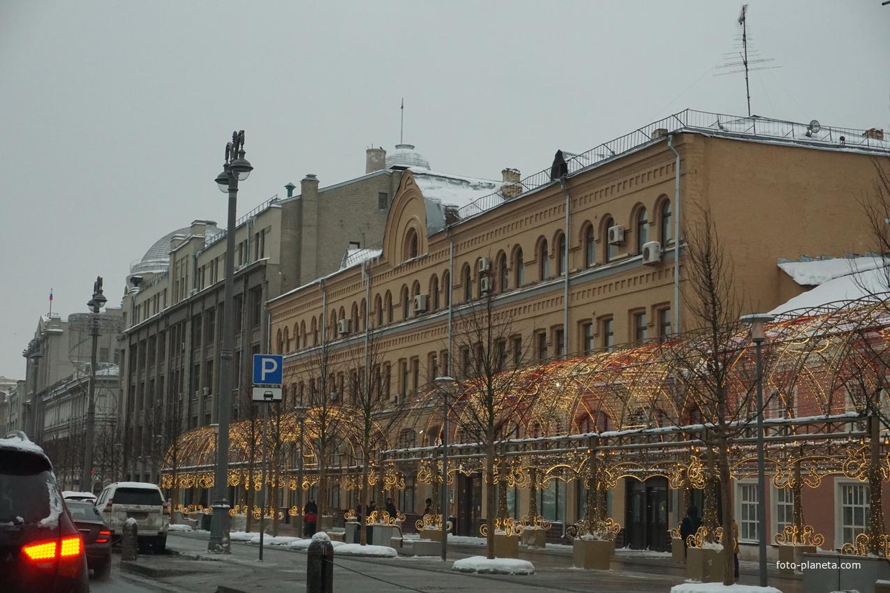 Новая площадь | Китай город (Москва)