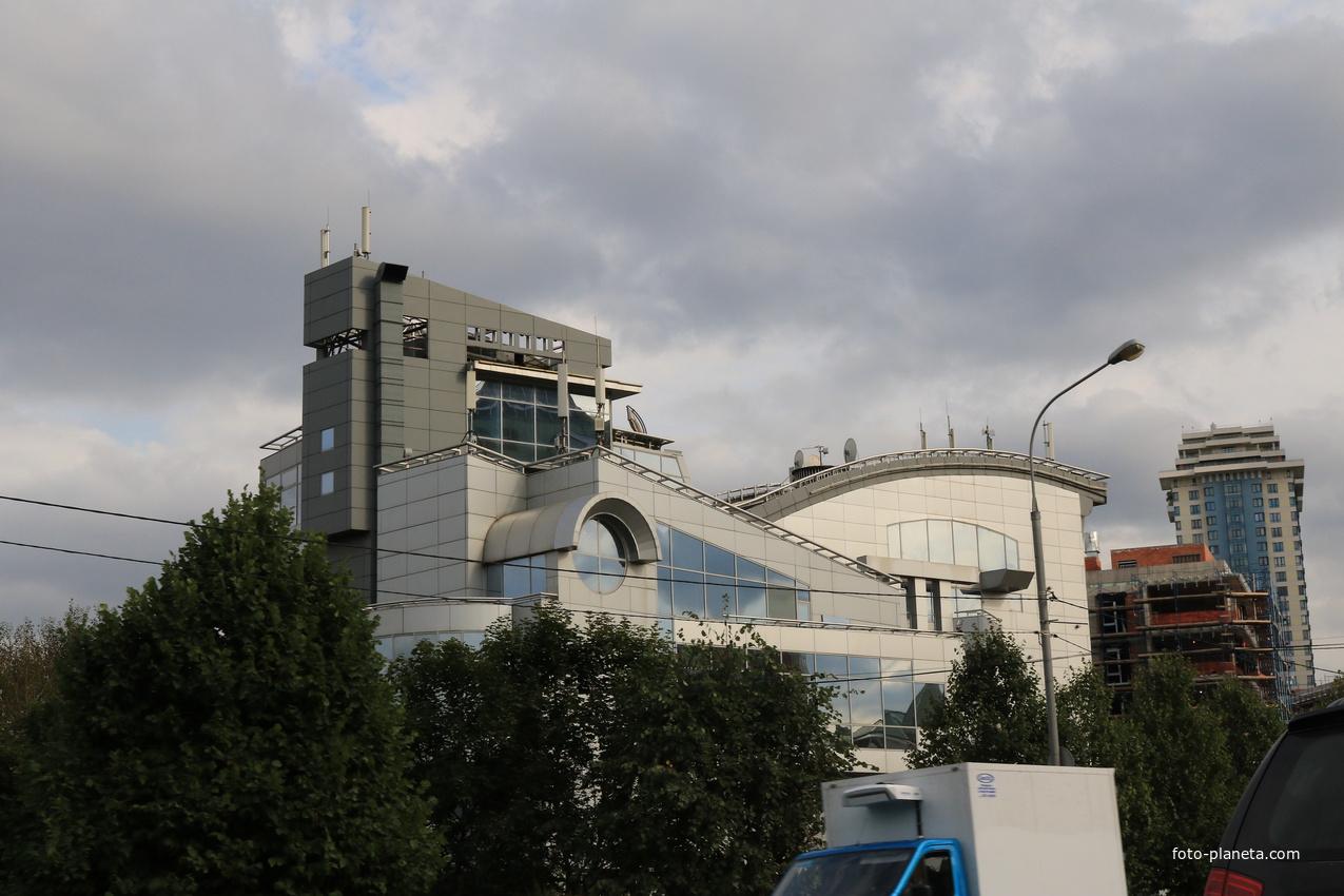 БЦ Кутузовъ-Холл
