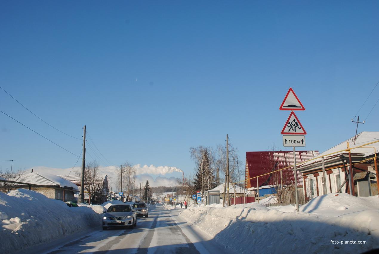 Ул. Андреева | Новолуговое (Новосибирский район)