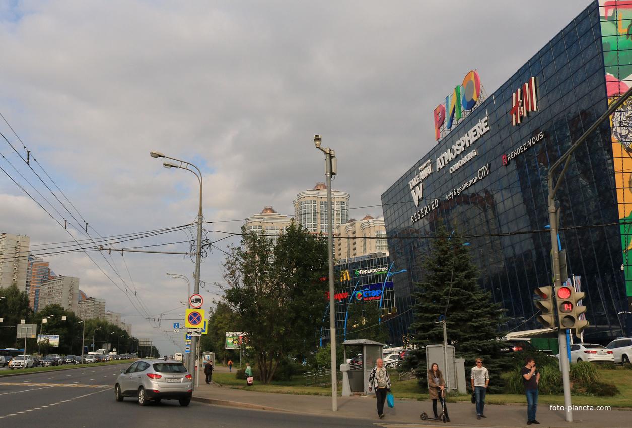Ленинский проспект | Обручево (Москва)