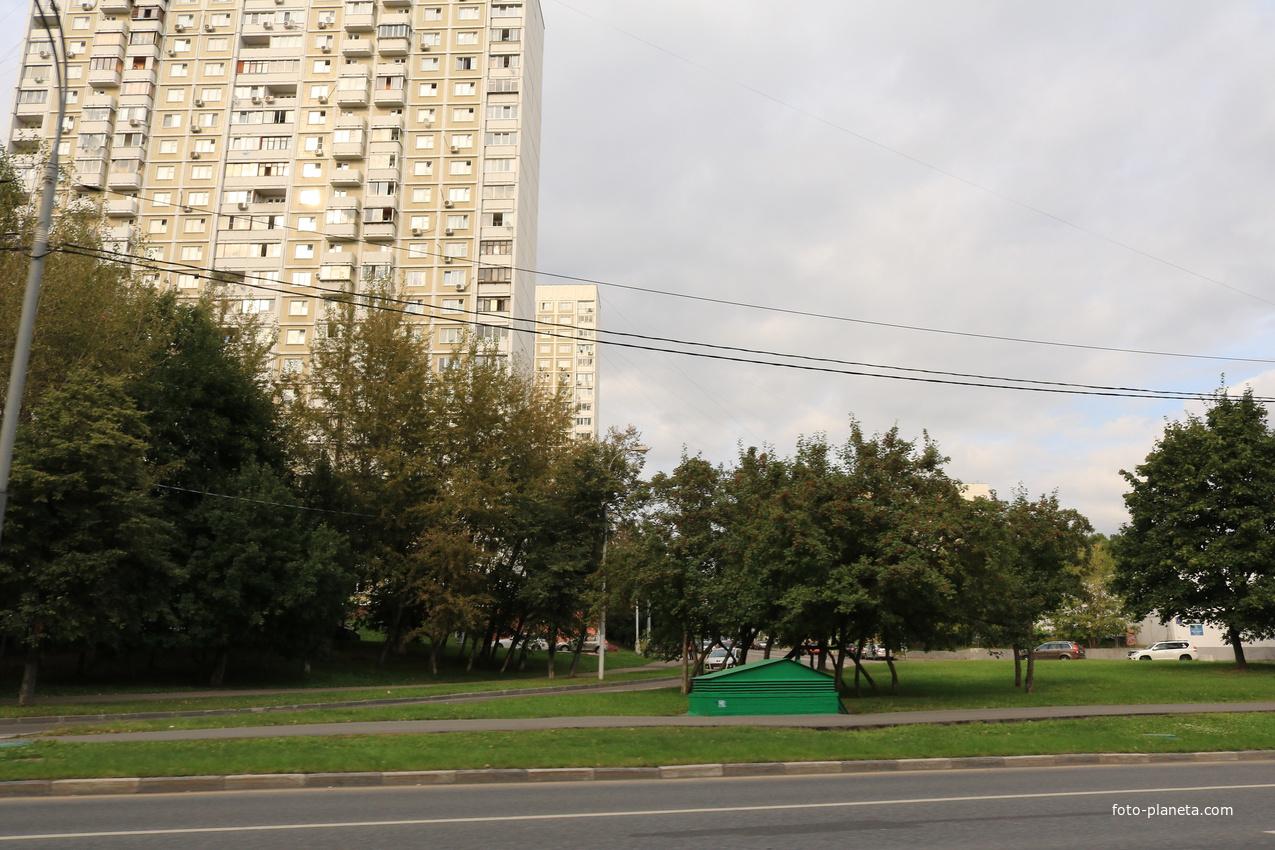 Улица Обручева