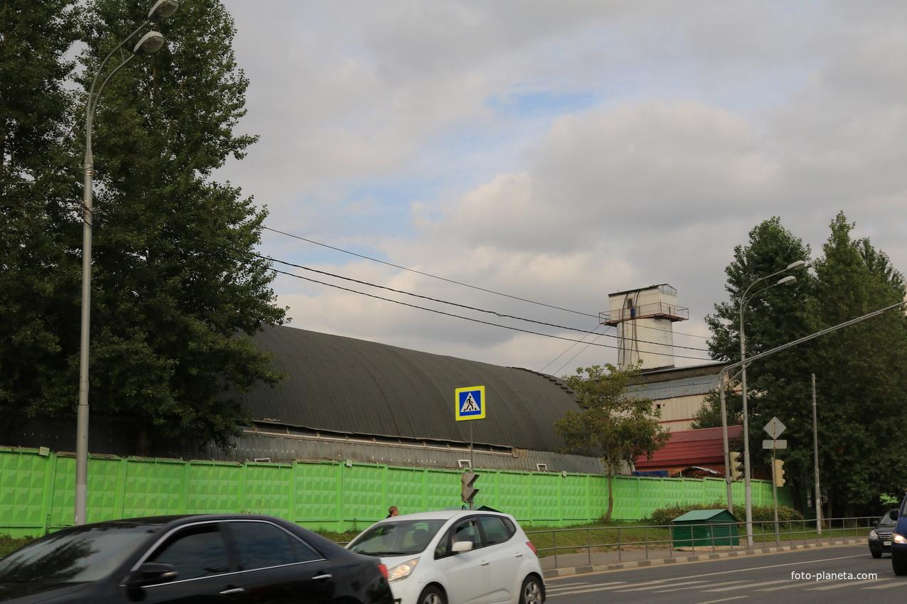 Производственно-техническая база СУПР