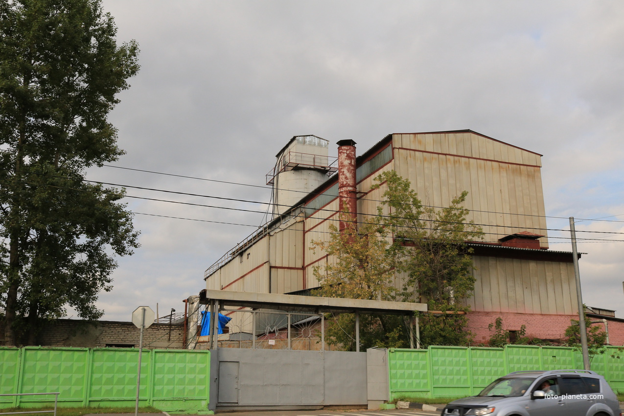 Стройплощадка СМУ-162 Трансинжстрой