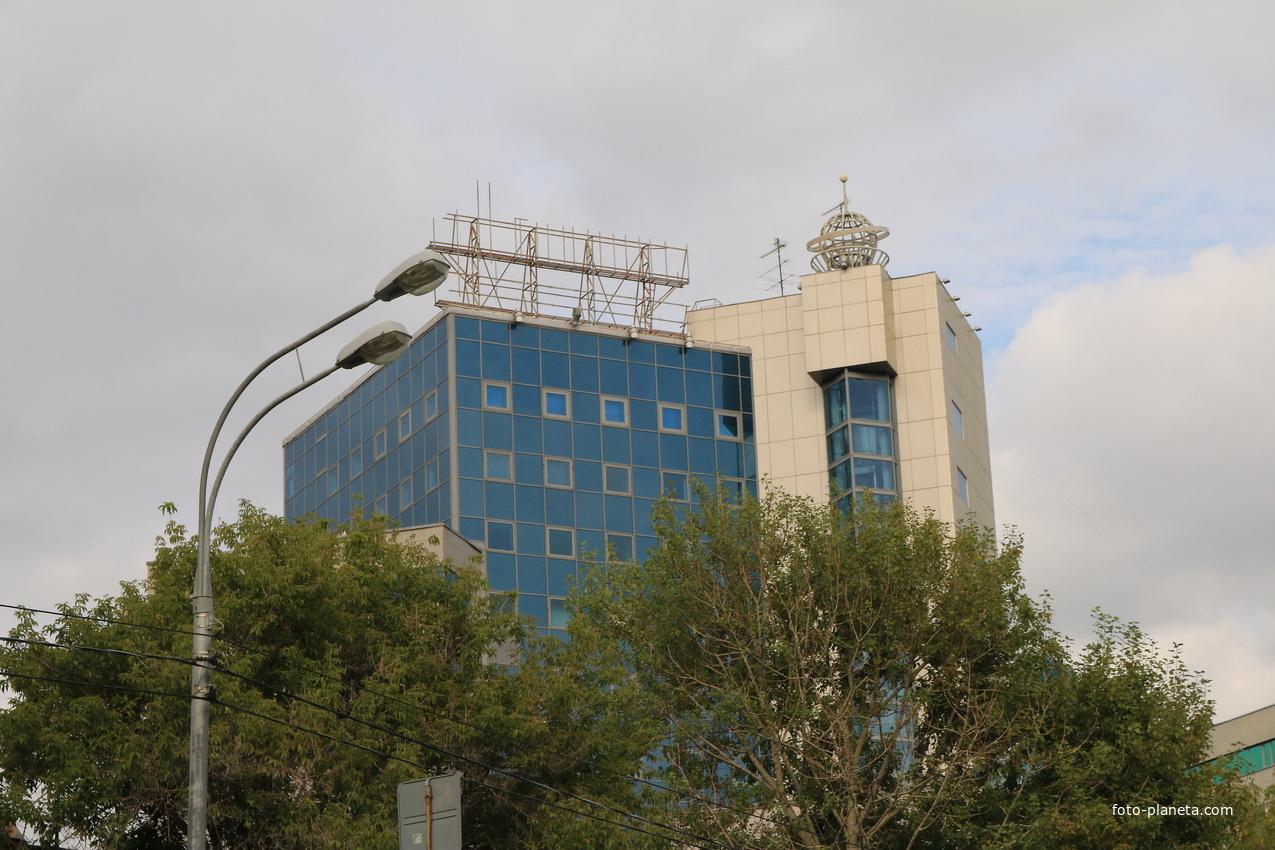 Бизнес-центр Gas Field | Обручево (Москва)