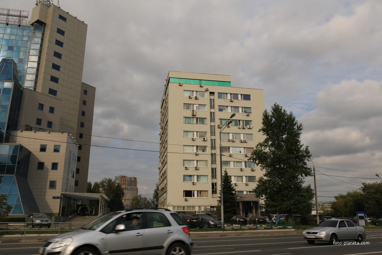 Бизнес-центр Гипропрос