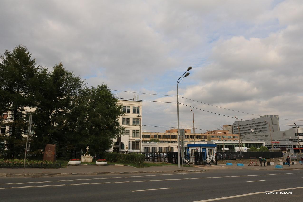 ДПС ГИБДД УВД по ЮЗАО | Обручево (Москва)