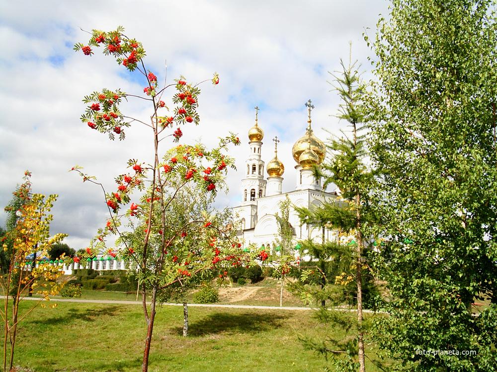 г. Абакан осенью. | Республика Хакасия