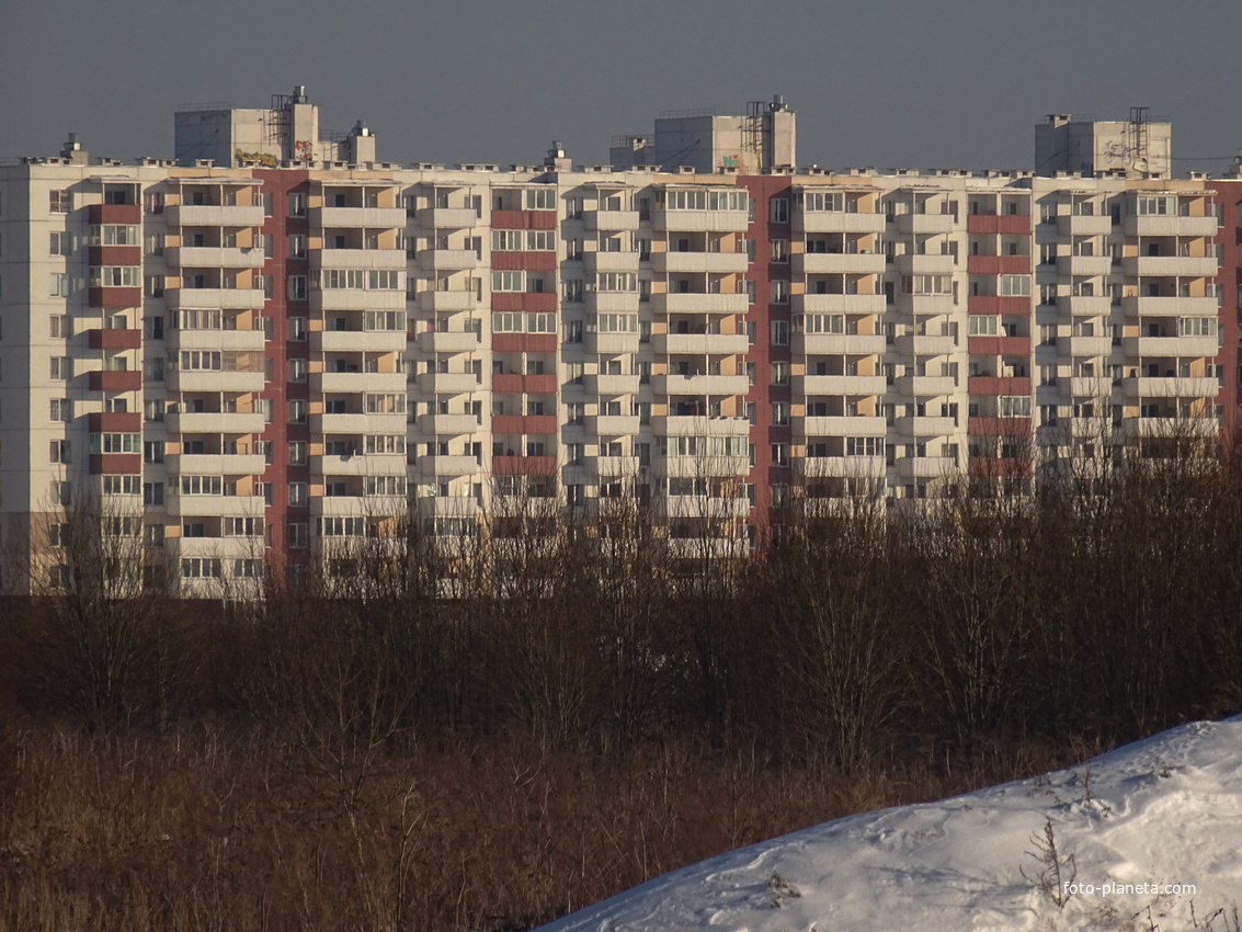 Ленсоветовский | Пушкинский район