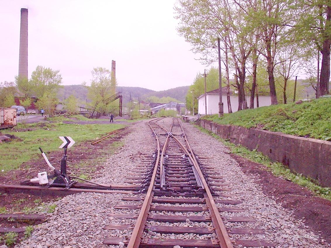 Станция Быков