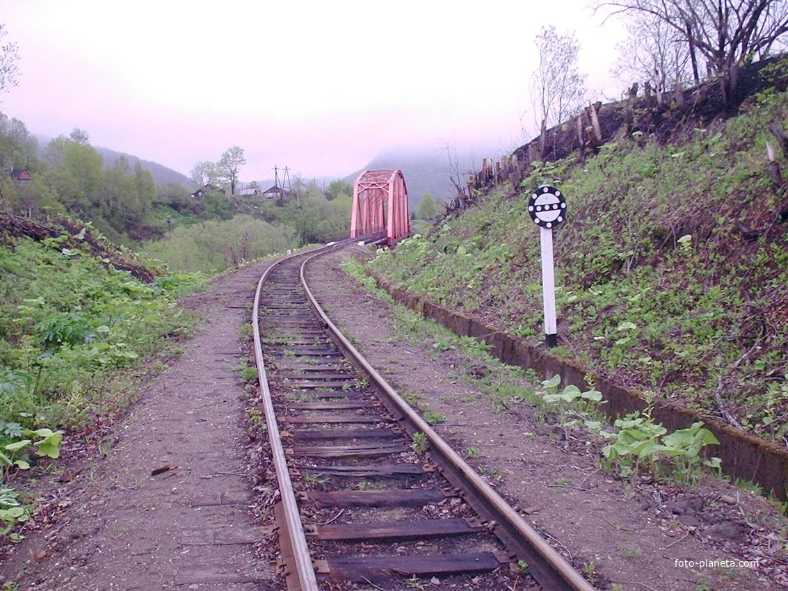 Быков, мост через реку Найба