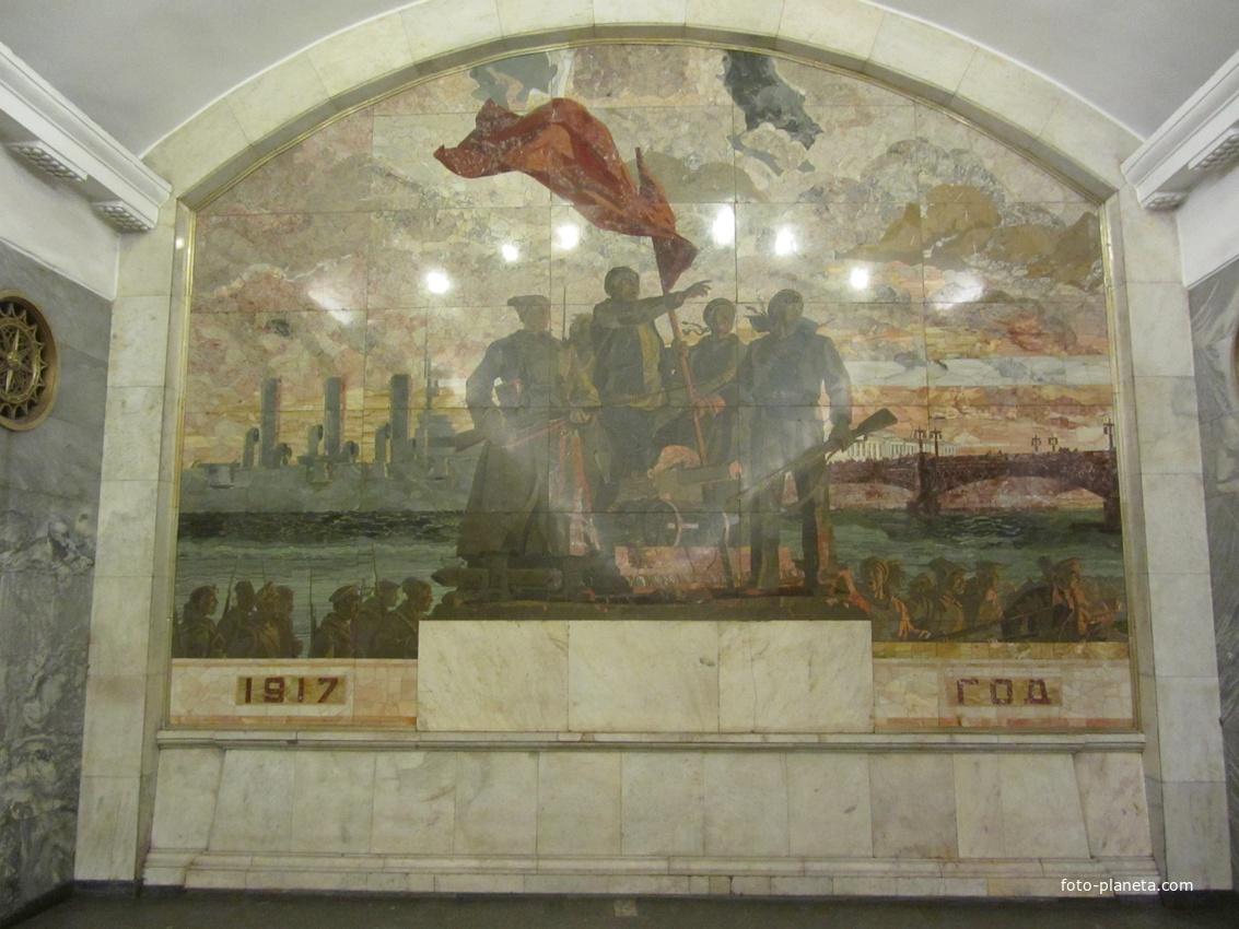 Станция метро Балтийская | Измайловское (муниципальный округ)
