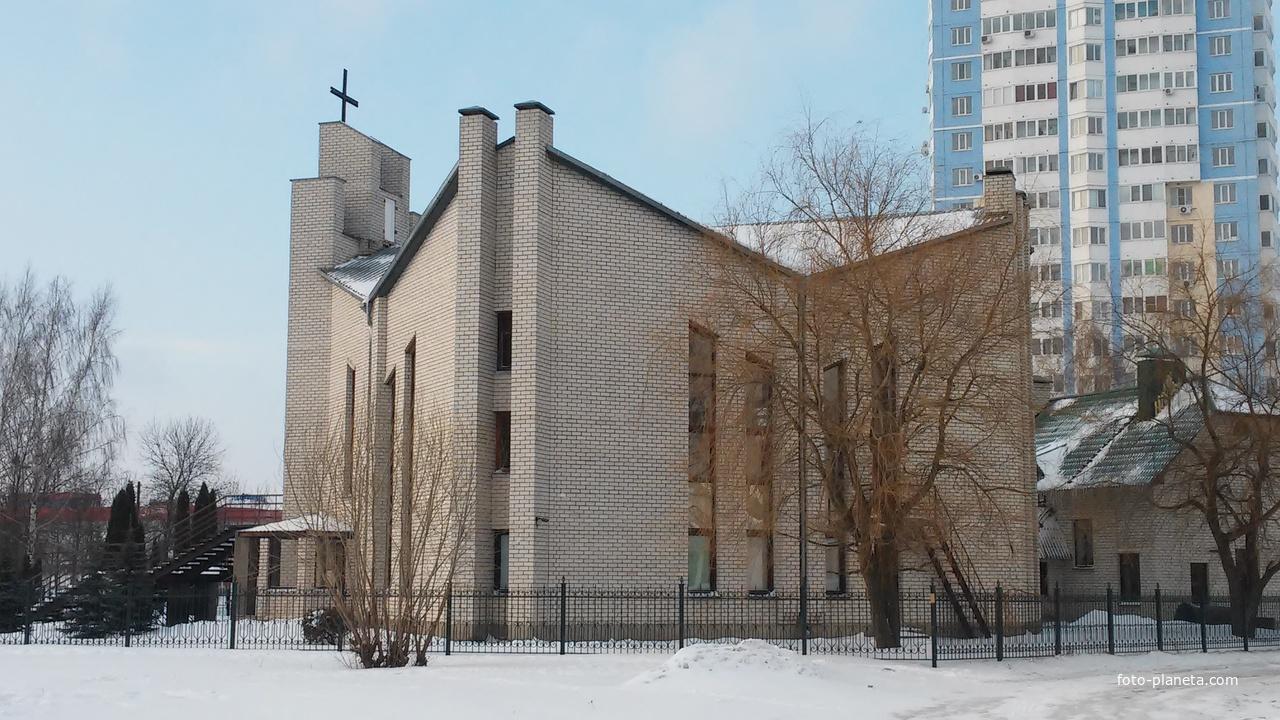 Протестанская церковь на Московском шоссе | Орёл (Орловский район)